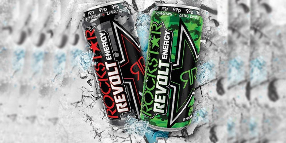 Boost Sugar Free Energy Drink Sales With Rockstar Revolt Betterretailing