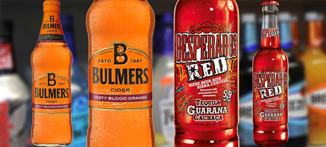 Heineken Launches Bulmers Zesty Blood Orange And Desperados Red Betterretailing