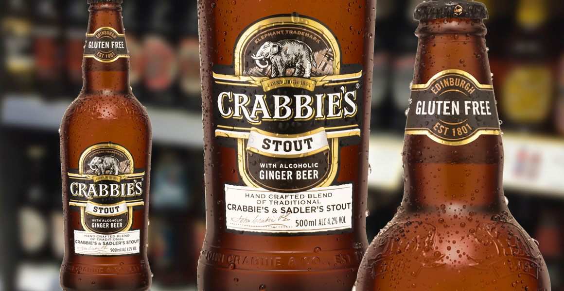 Crabbie S Teams Up With Sadler S Brewery To Launch Stout Alcoholic Ginger Beer Betterretailing