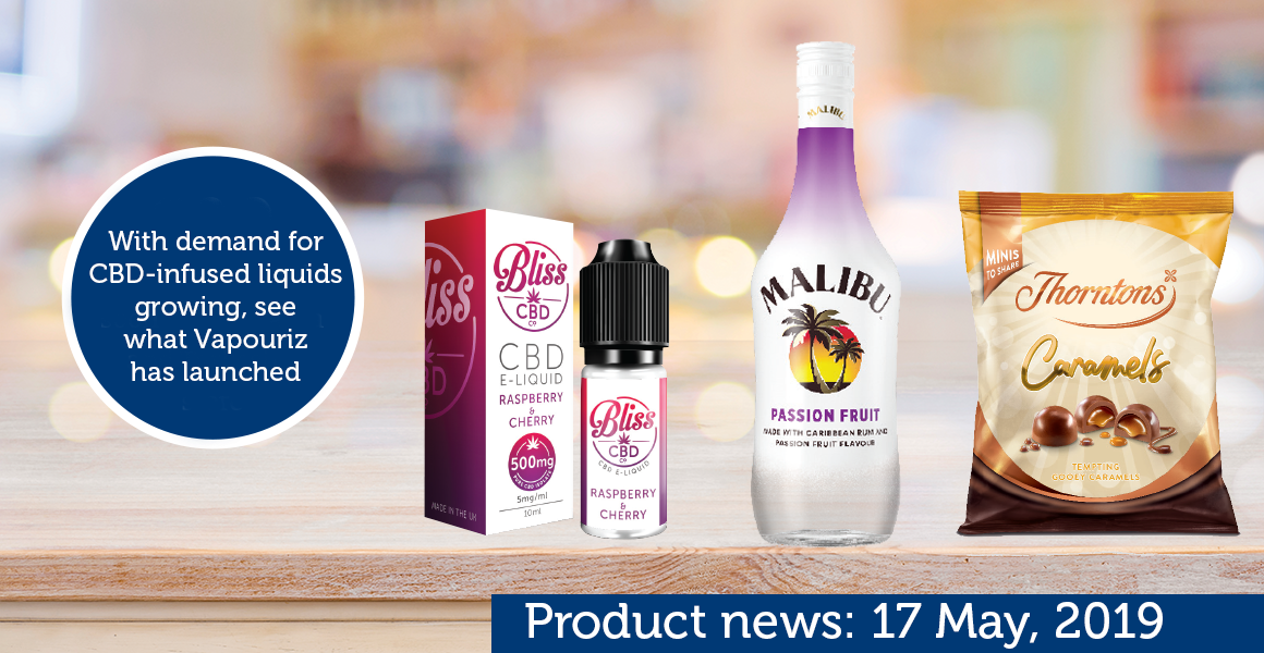Product News New Launch From Vapouriz Betterretailing