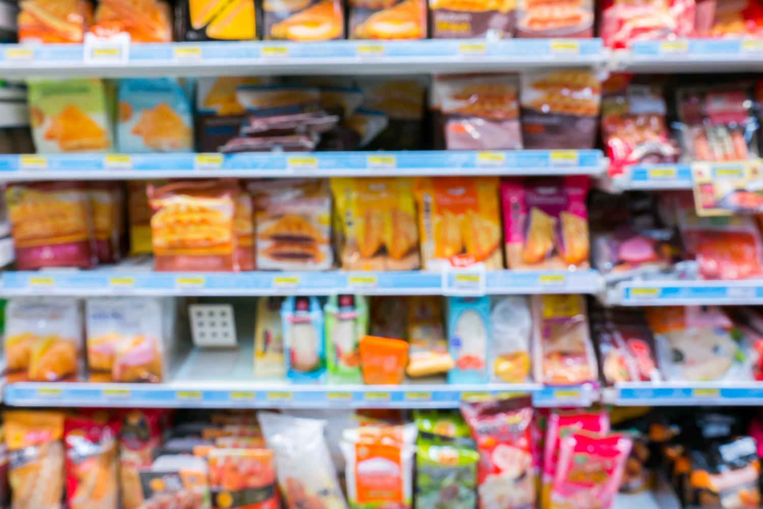 product shelfs