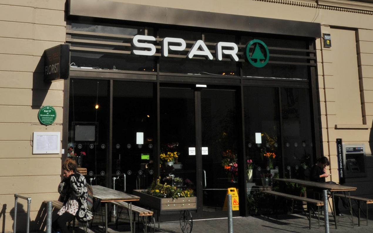Spar loses 22 stores