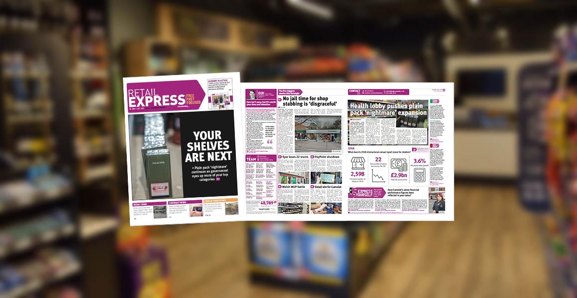 Retail Express 18 June 2019