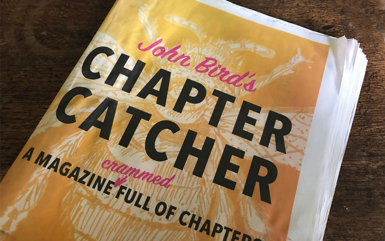The Chapter Catcher