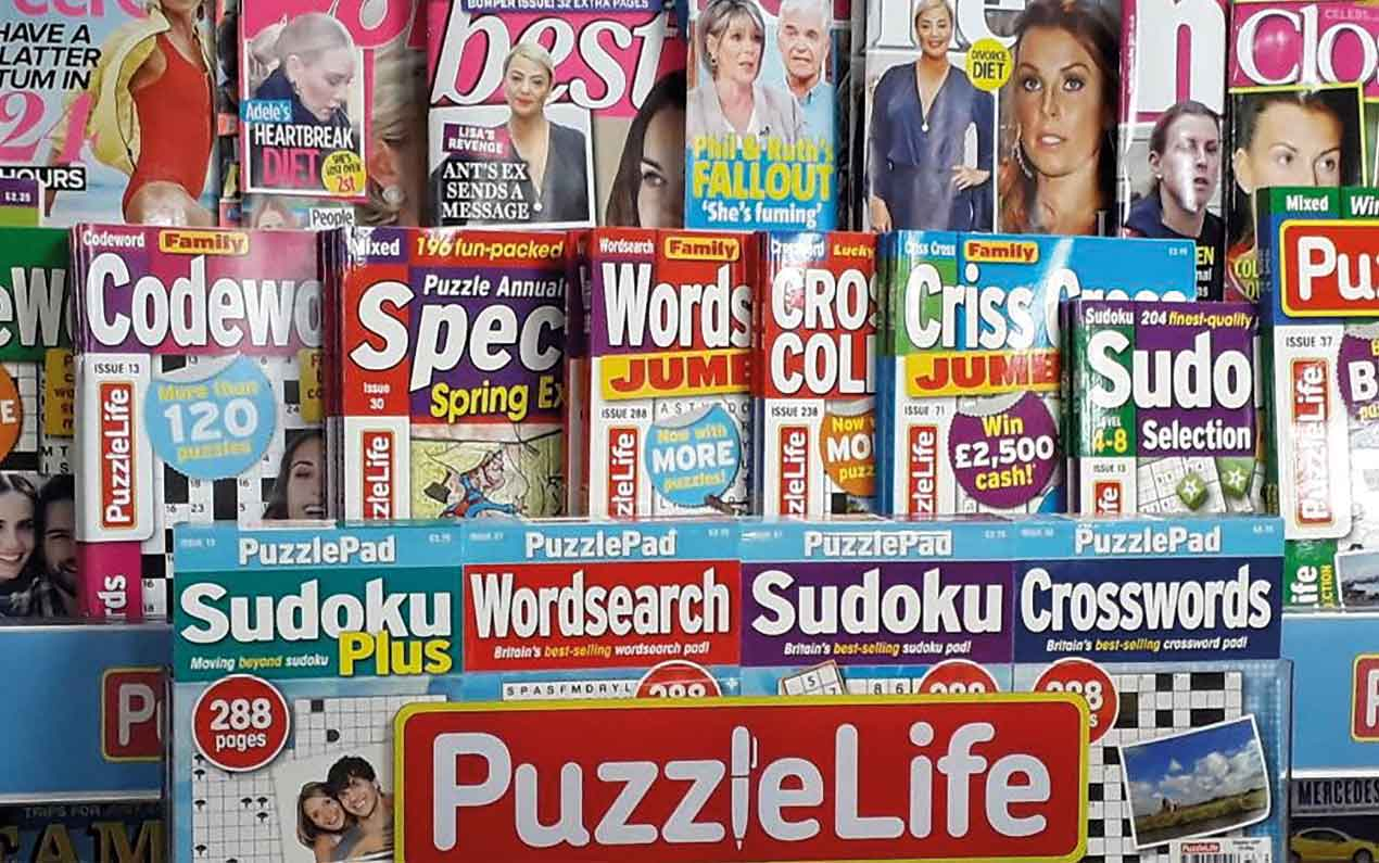 Keesing and NFRN to seek solution for puzzle magazines