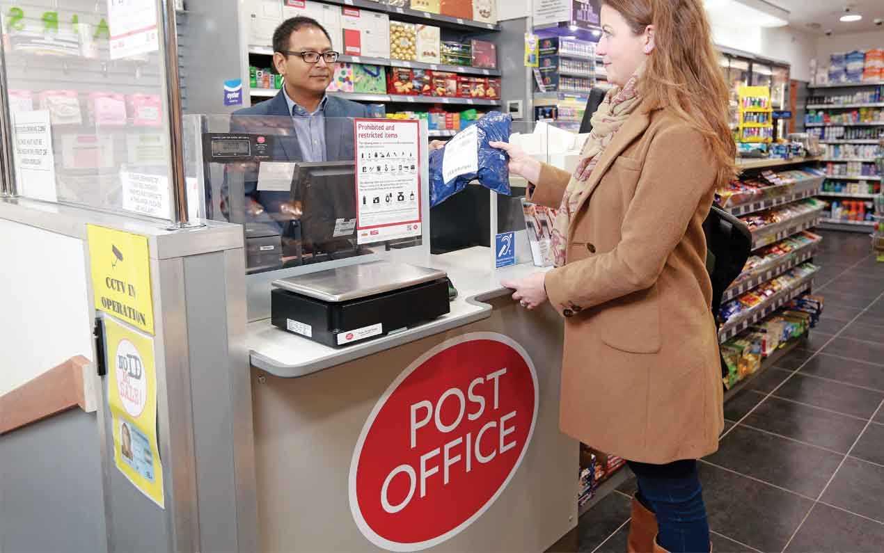Commission review for Post Office partners