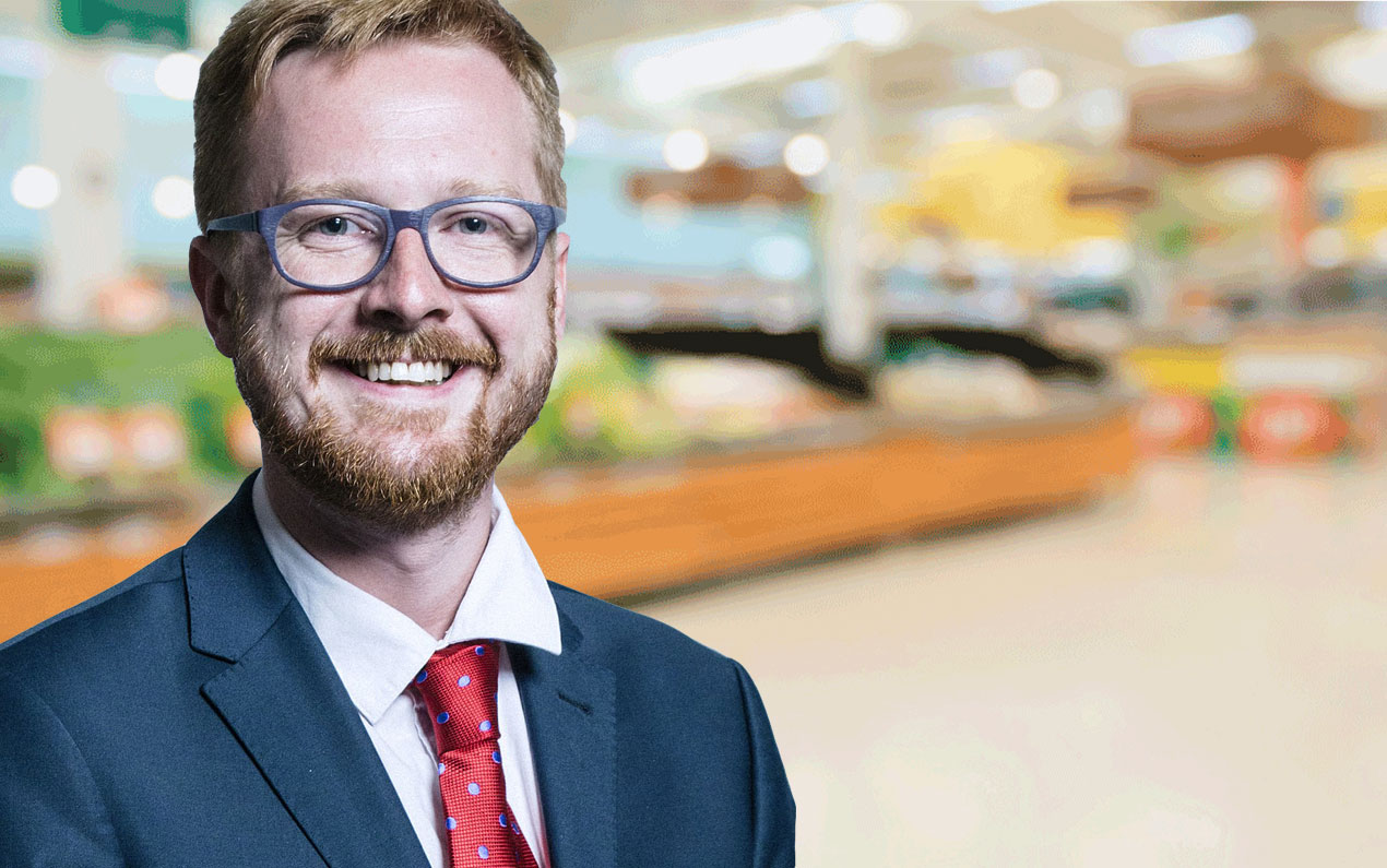 Lloyd Russell-Moyle, Labour's MP for Brighton Kemptown