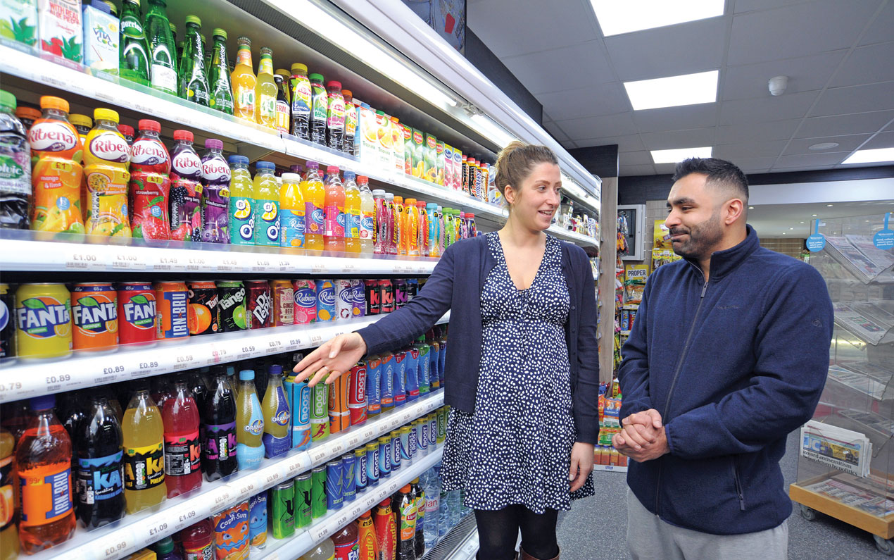 LRS Soft drinks soar