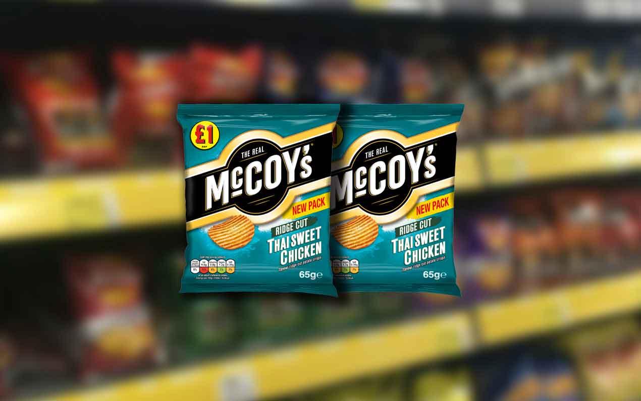 McCoy's Thai Sweet Chicken