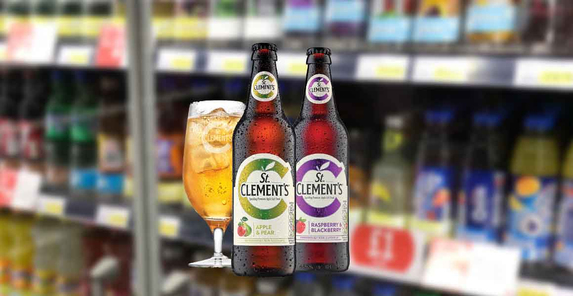 Barr Soft Drinks launches St Clement's.