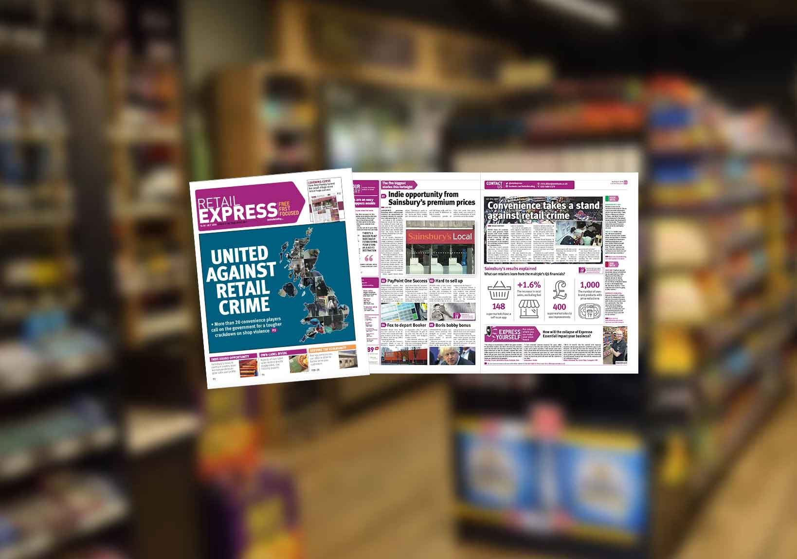 Retail Express 16 July 2019