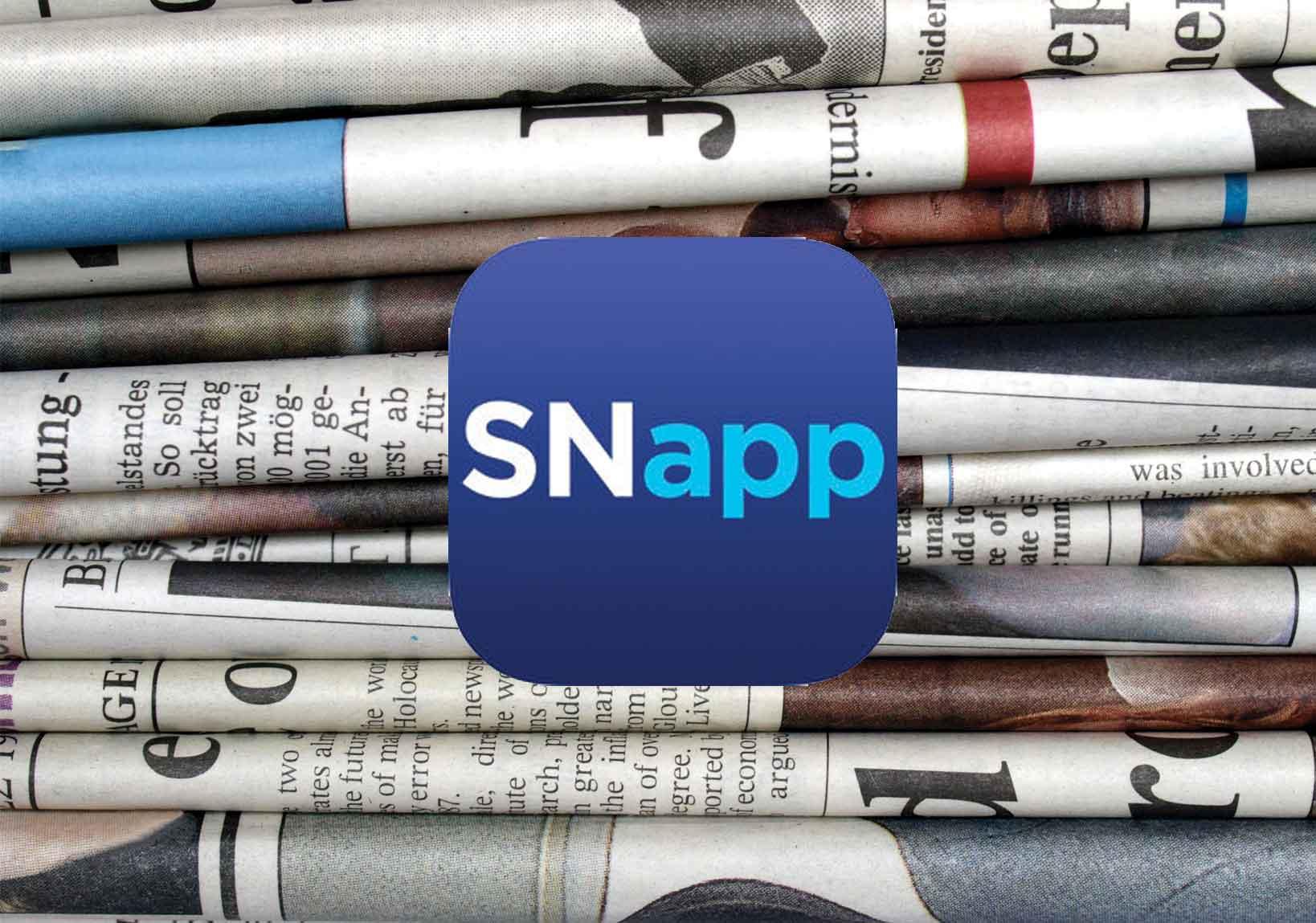 Smiths App - SNapp