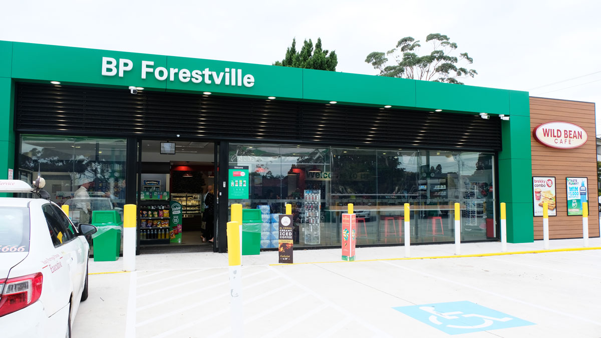 BP Forestville customer service1