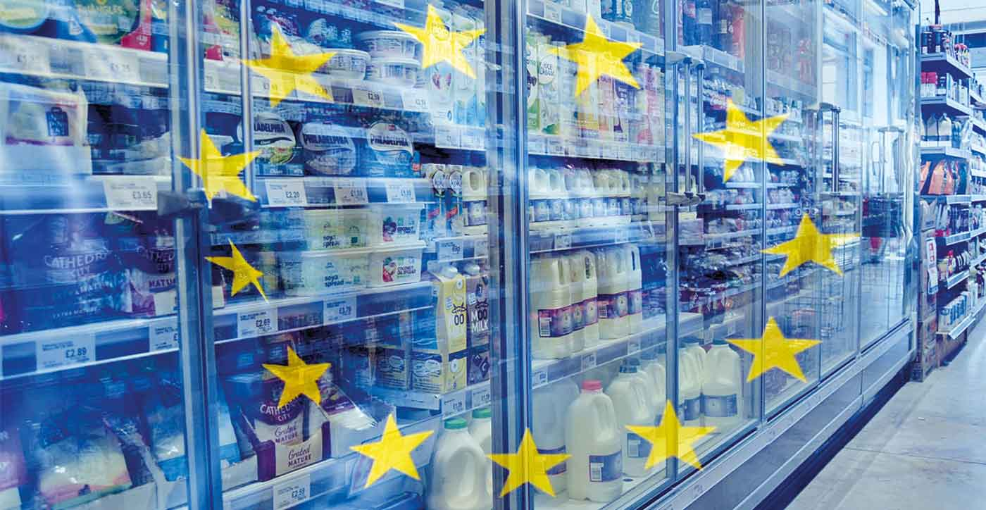 supermarkets and Brexit