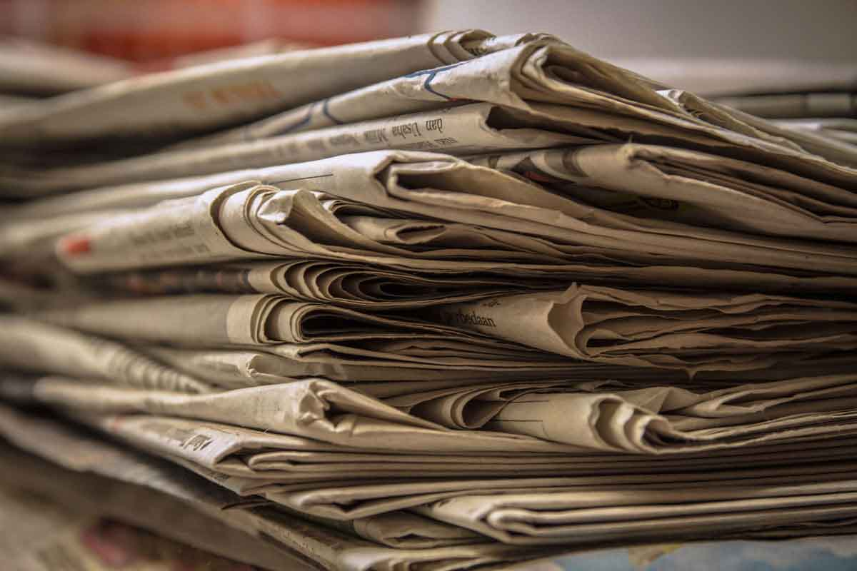 Newspaper price rises and carriage charges