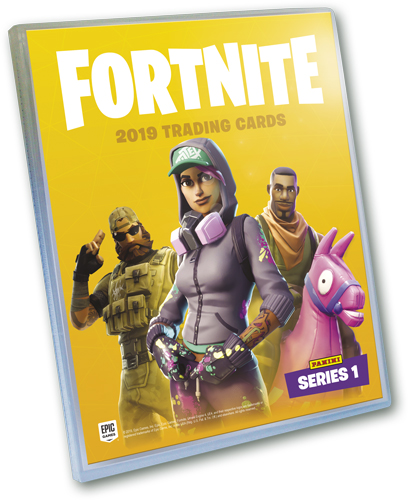 Fortnite binder