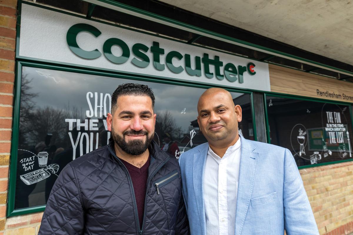 Costcutter Rendlesham
