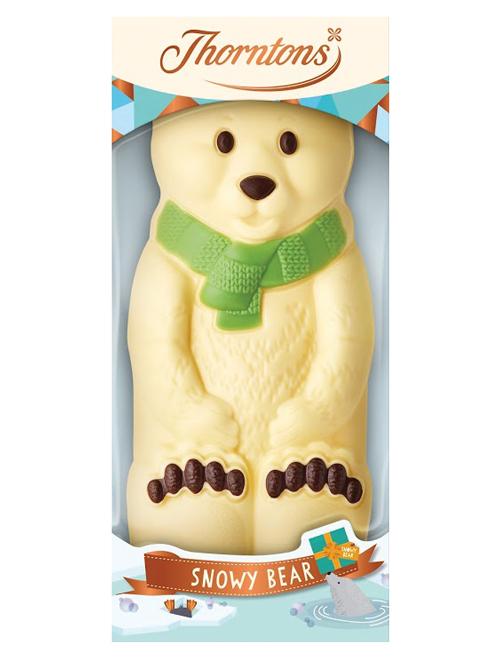 Thorntons Snowy Bear