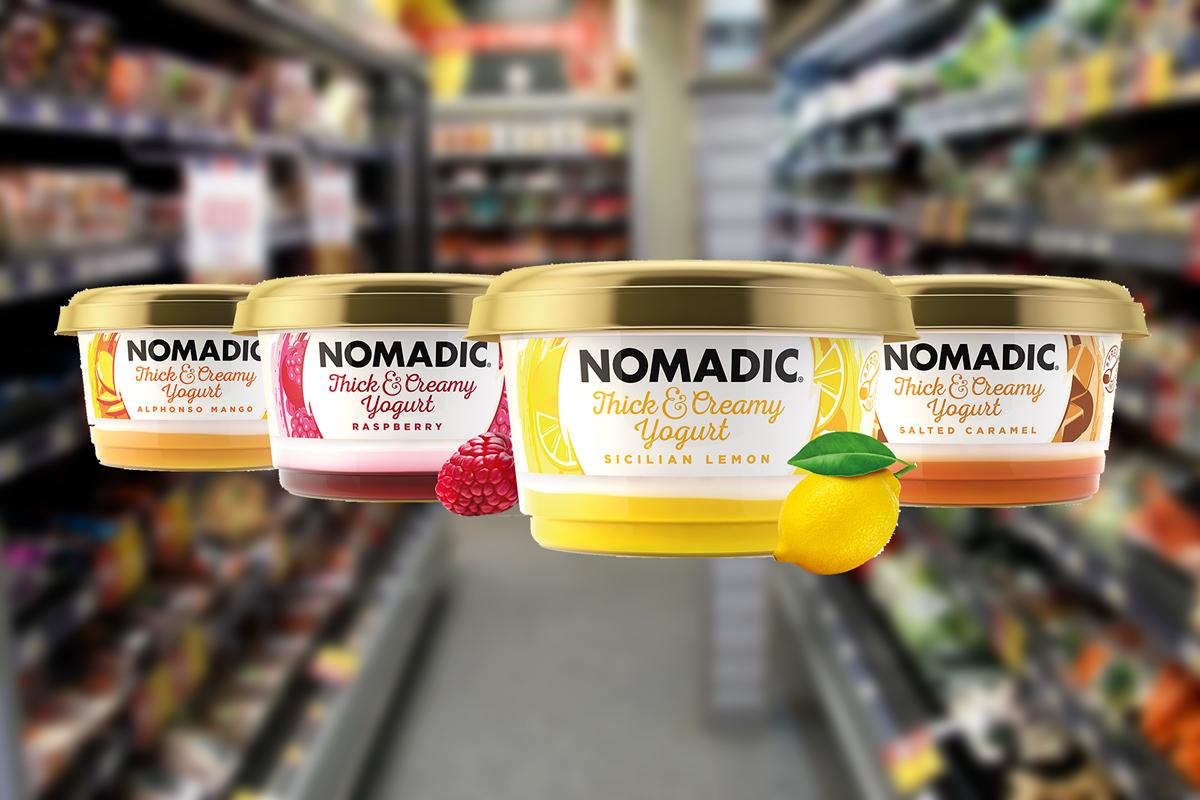 Nomadic Dairy Sicilian lemon
