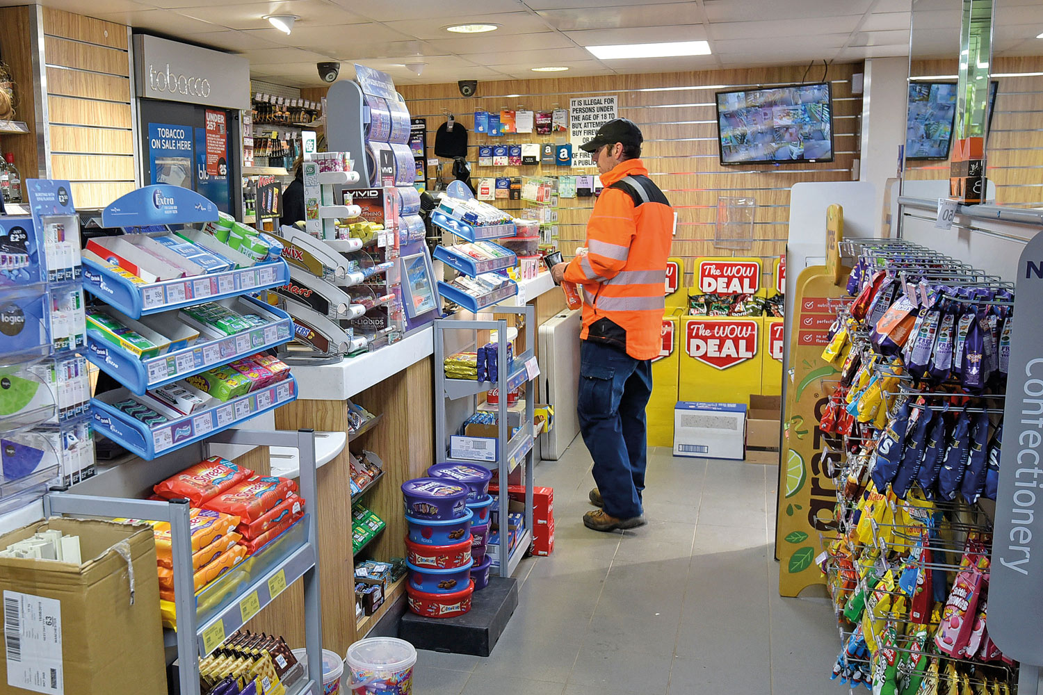 Nisa Local Bramhall interior