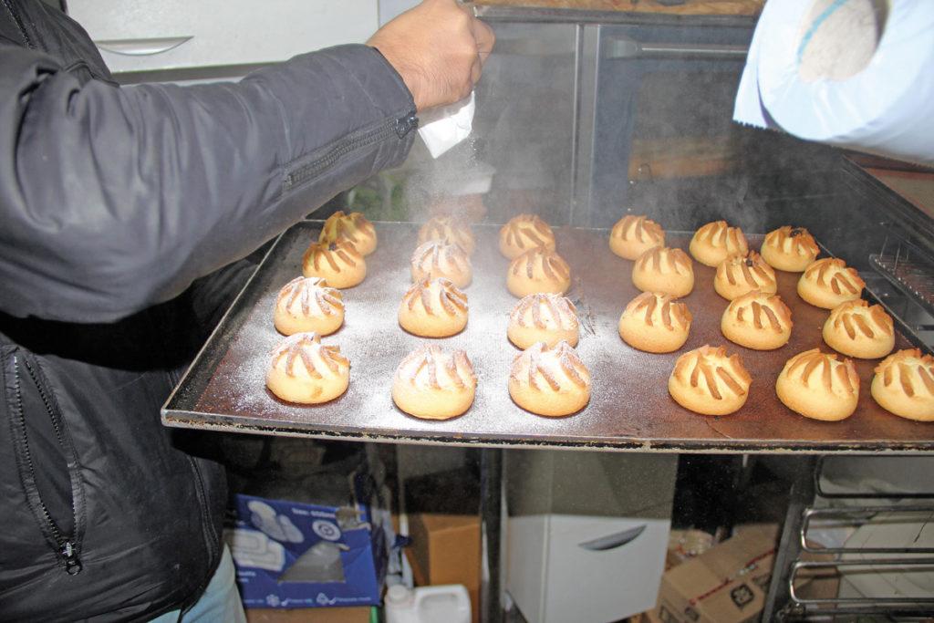 Londis Peverills bakery