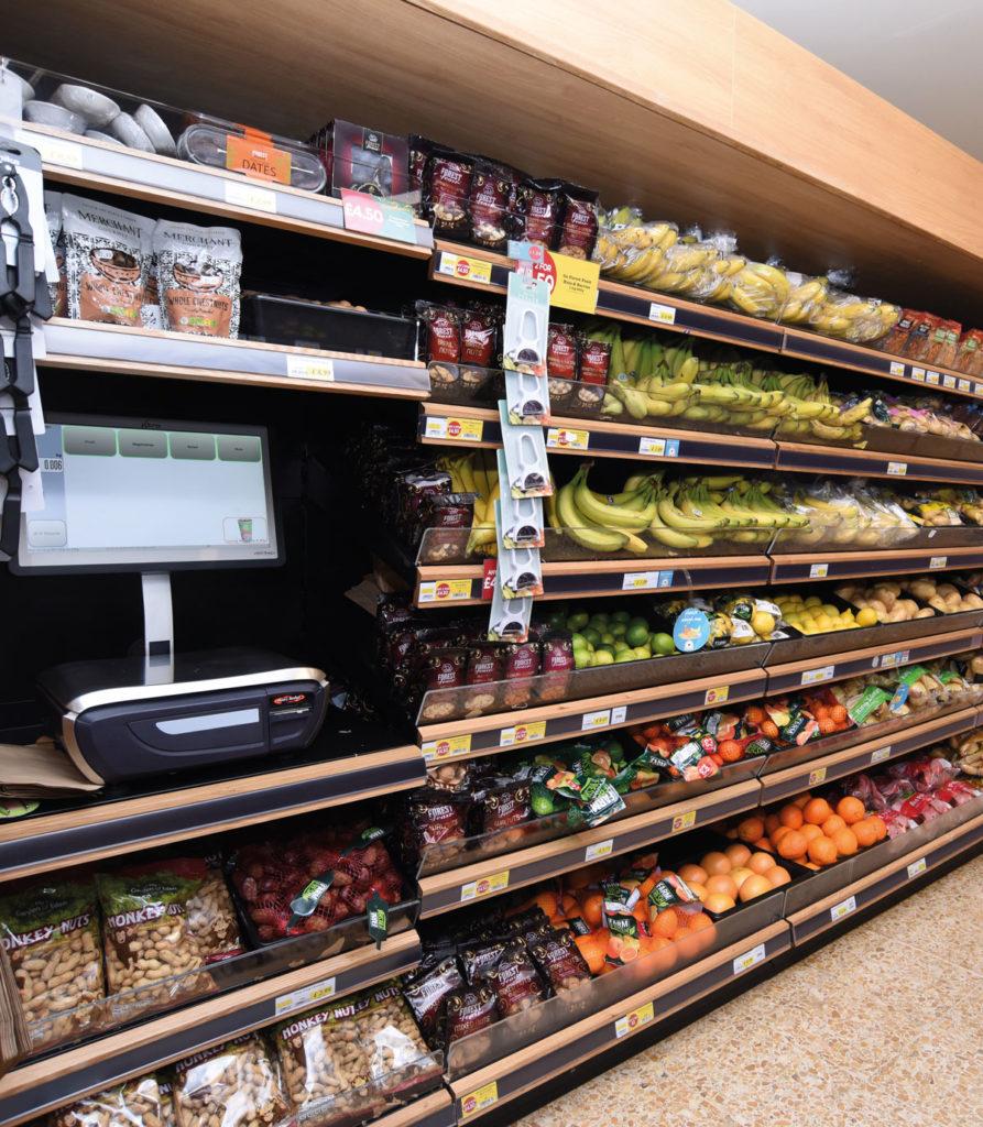 Gravelle's Budgens fresh grocery
