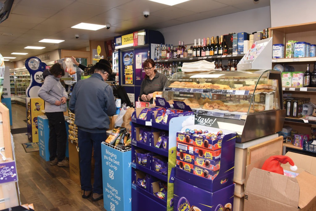 Costcutter Culverstone Green hot food to go