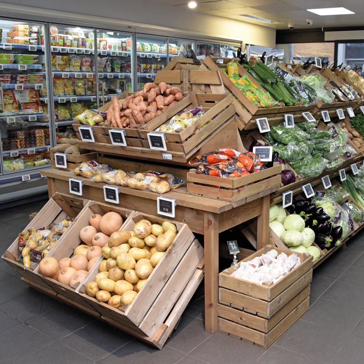 Costcutter Brockley fruit and veg