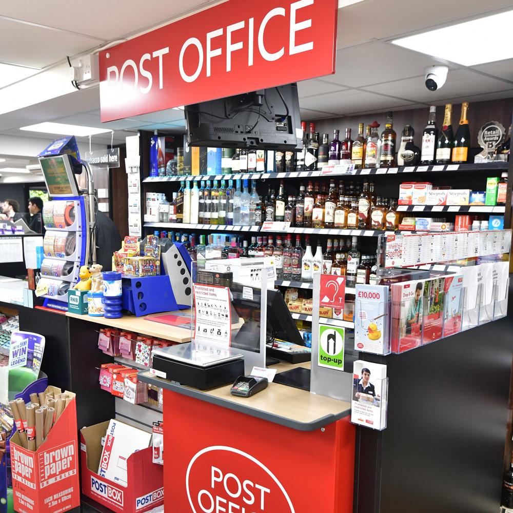 Best-one Pedmore Convenience Store Stourbridge post office