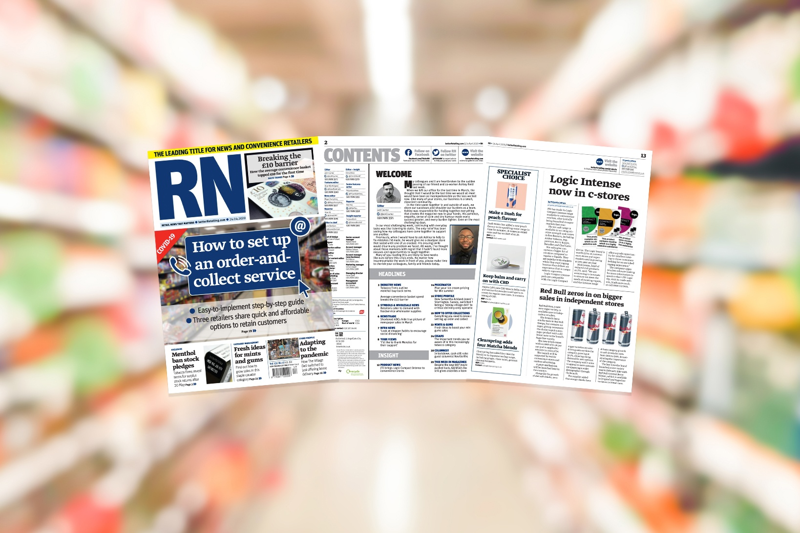 Retail news and insight