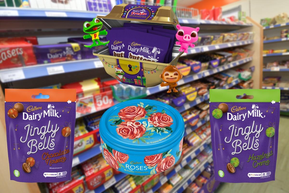 Cadbury Christmas 2020 Mondelez announces 2020 Cadbury Christmas range   betterRetailing