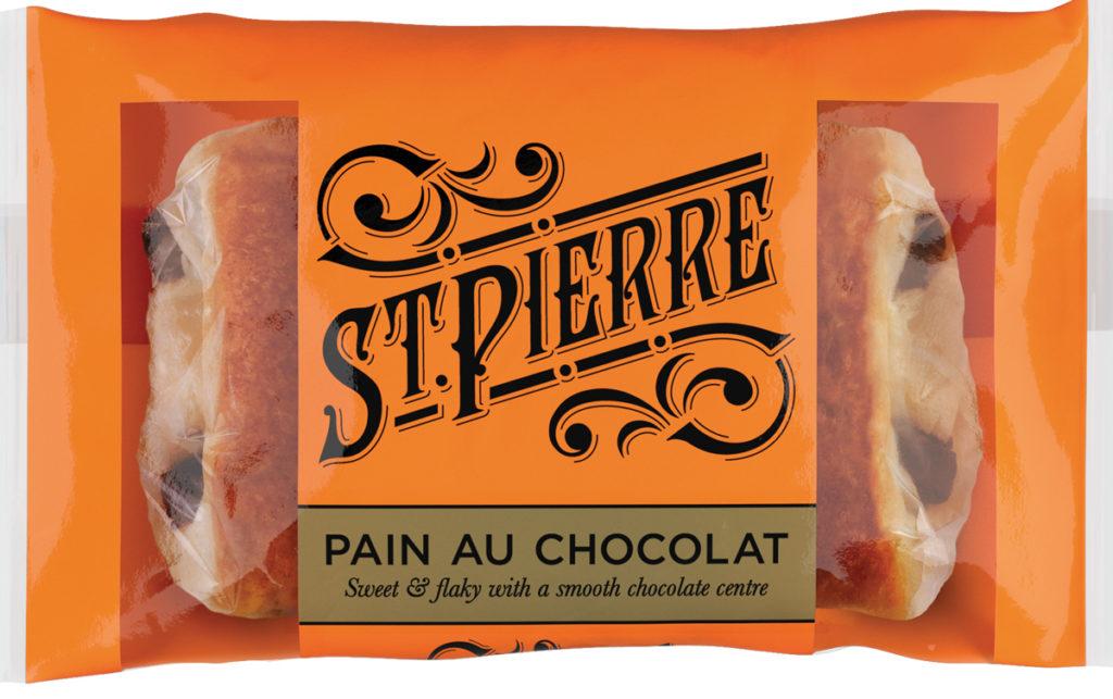 St Pierre Pain Au Chocolat