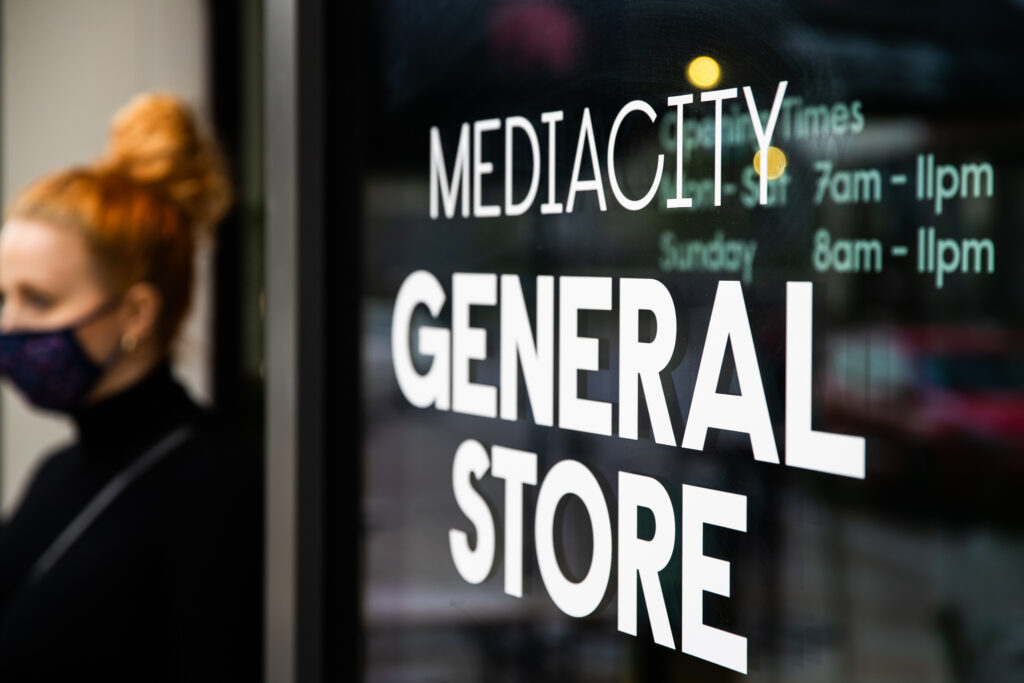 General Store opens new outlet at Manchester's MediaCityUK
