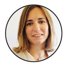 Micaela Sangiovanni, senior marketing and trade marketing manager at Relx International