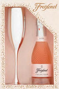Freixenet Sparkling Rosé Gift Set