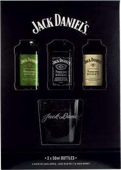 Jack Daniel's Trio and Tumbler